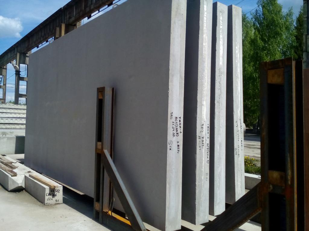 жби стены